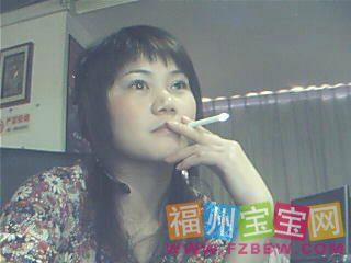 喝酒抽烟的女人
